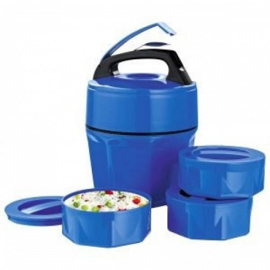 Octomeal Lunch Box 2 Containers (Plastic)